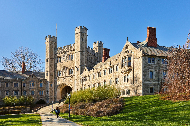 Princeton University in Princeton, New Jersey