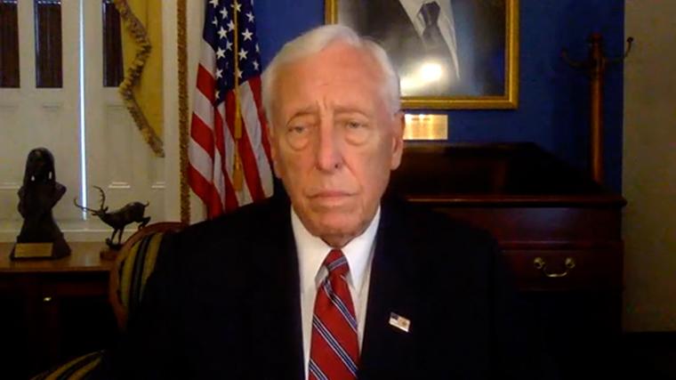 House Majority Leader Steny Hoye