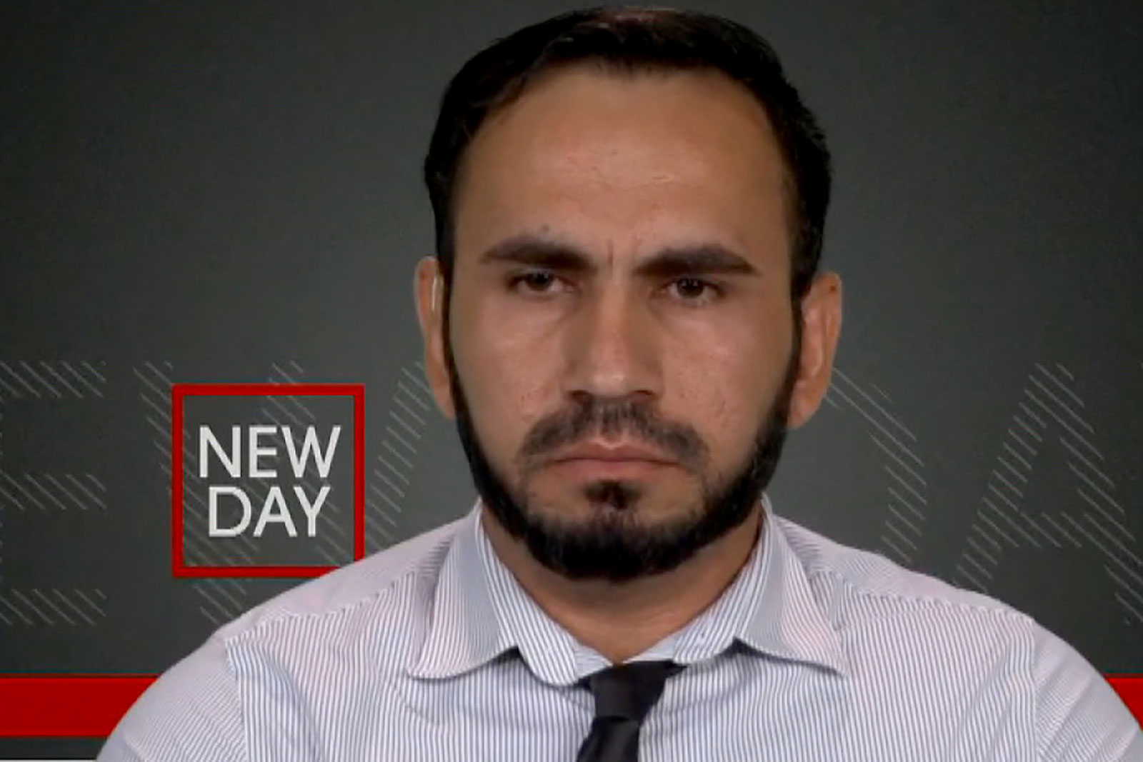 Said Noor on CNN's New Day.