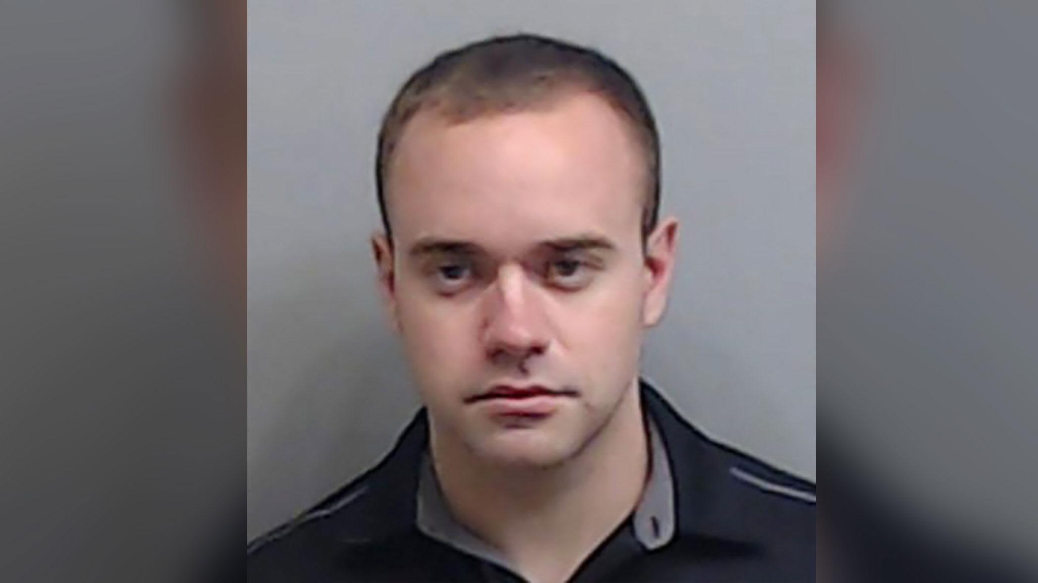 Former Atlanta police officer Garrett Rolfe.