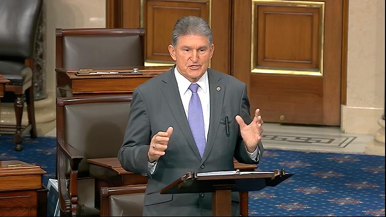 Senate TV/AP