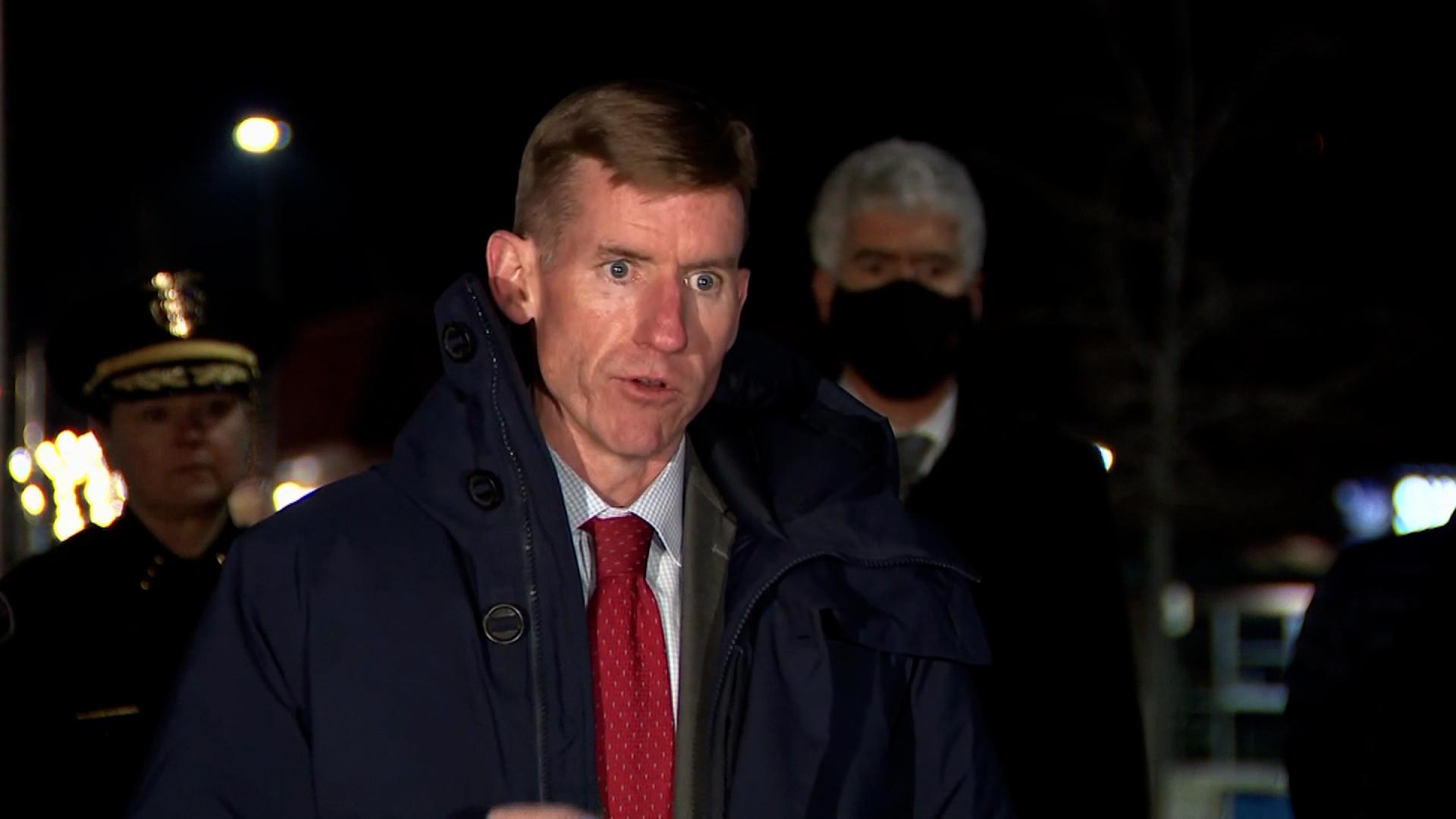 Boulder District Attorney MichaelDougherty.