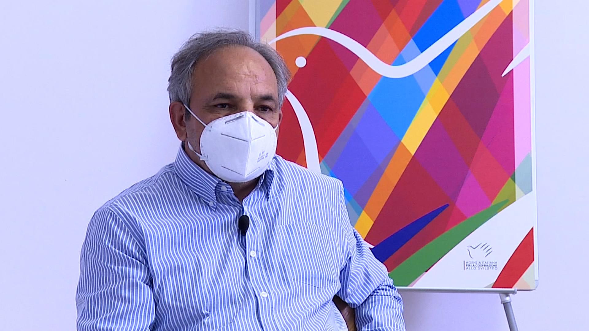 Dr Arif.