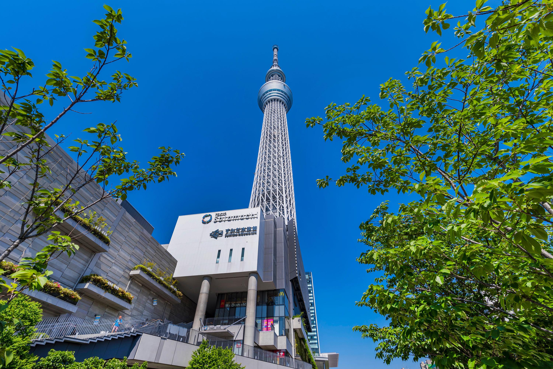 The Sumida Aquarium in Tokyo, Japan