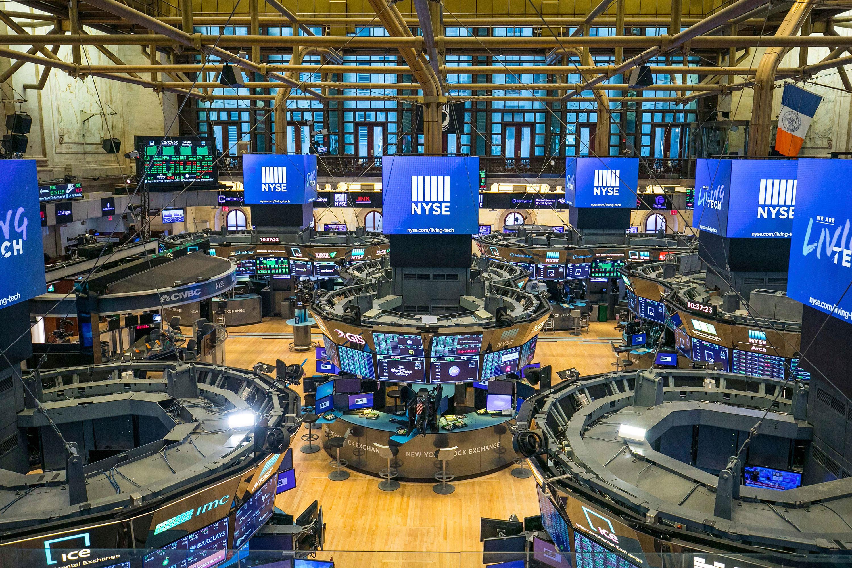 Kearney Ferguson/NYSE via AP