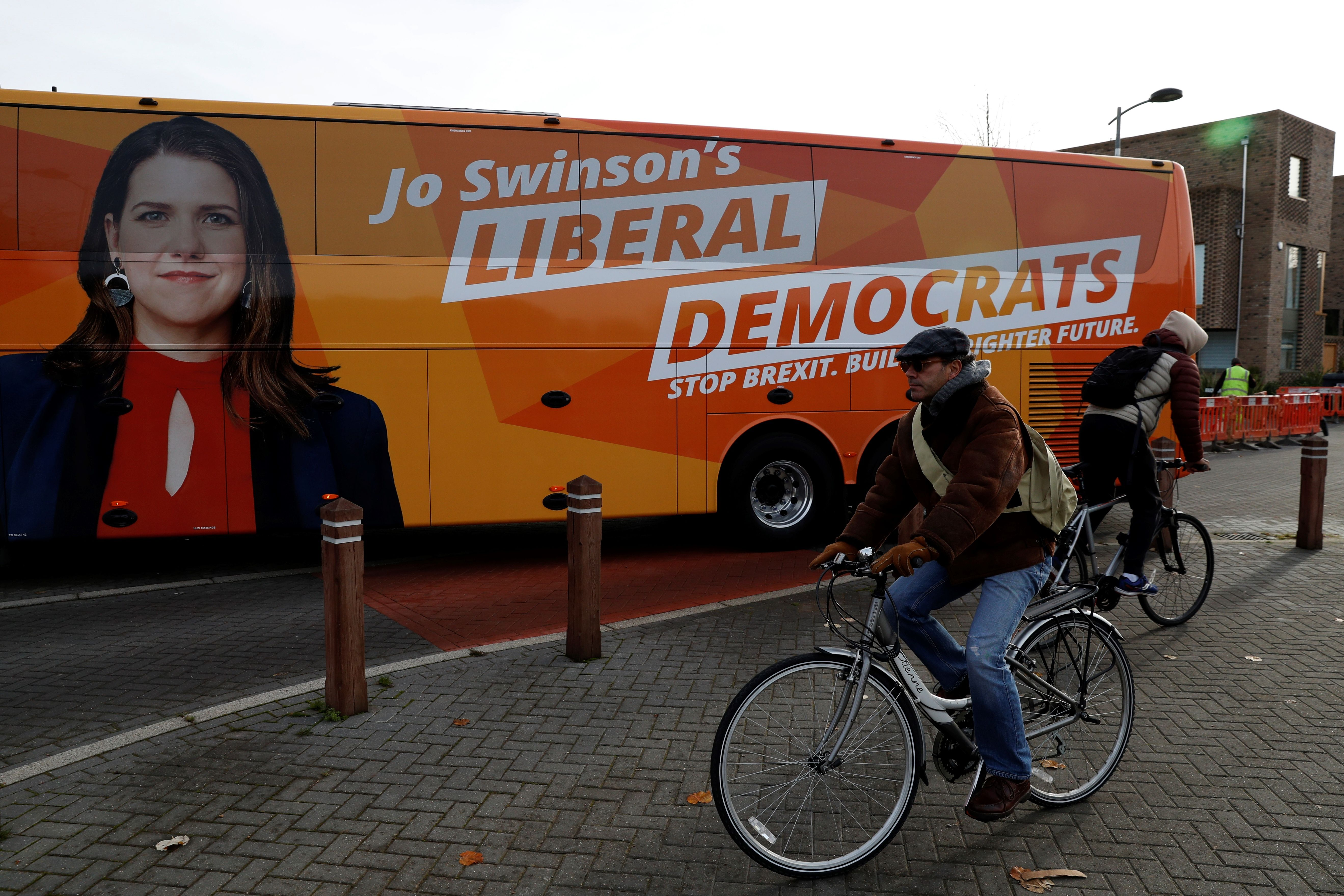 The Liberal Democrats have launched their election manifesto on Wednesday.