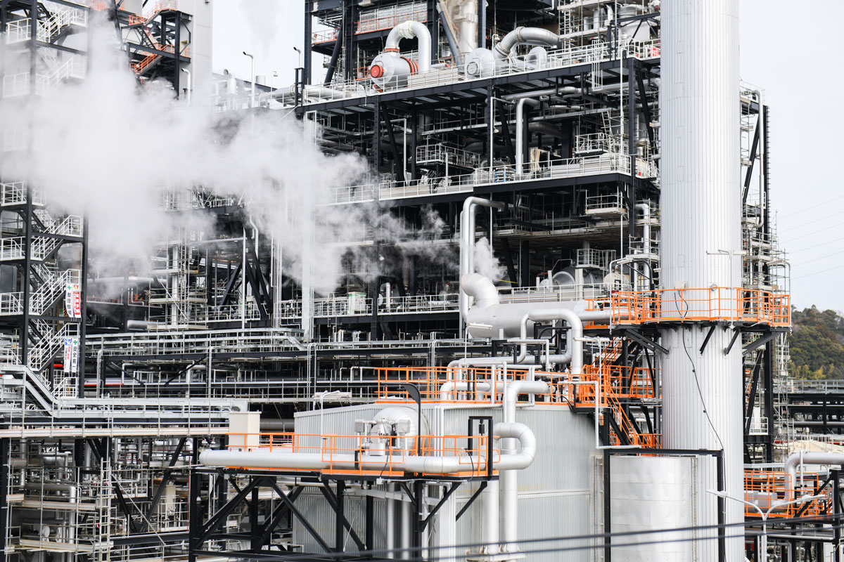 The Nakoso IGCC Power GK integrated gasification combined-cycle power plant stands in Iwaki, Fukushima Prefecture, Japan, on Monday, Feb. 3, 2020.