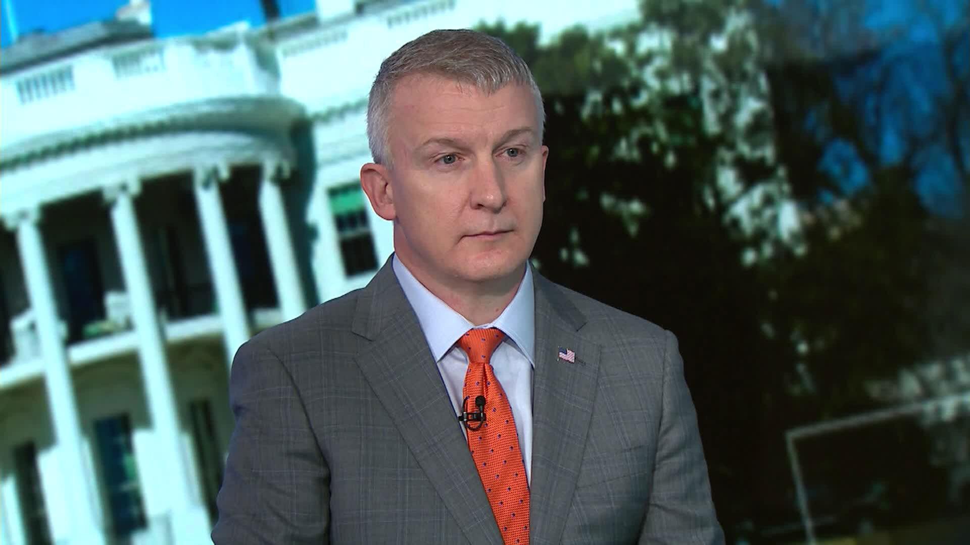 Rick Bright speaks with CNN's Jake Tapper on Thursday, October 8.