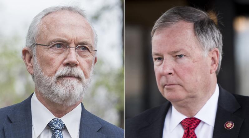 Rep. Dan Newhouse and Rep. Doug Lamborn.