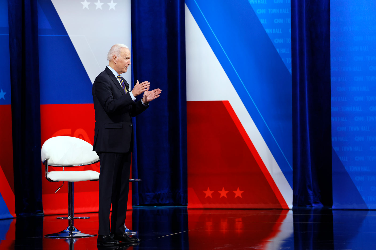 Joe Biden CNN town hall: Live updates – CNN