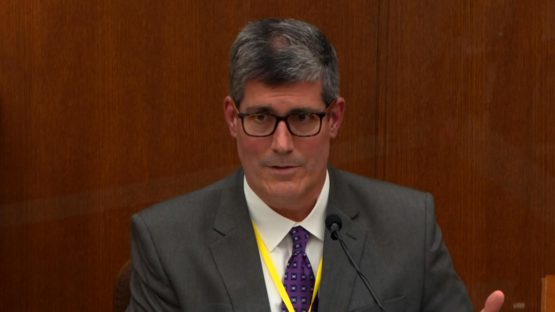 Dr. Andrew Baker.