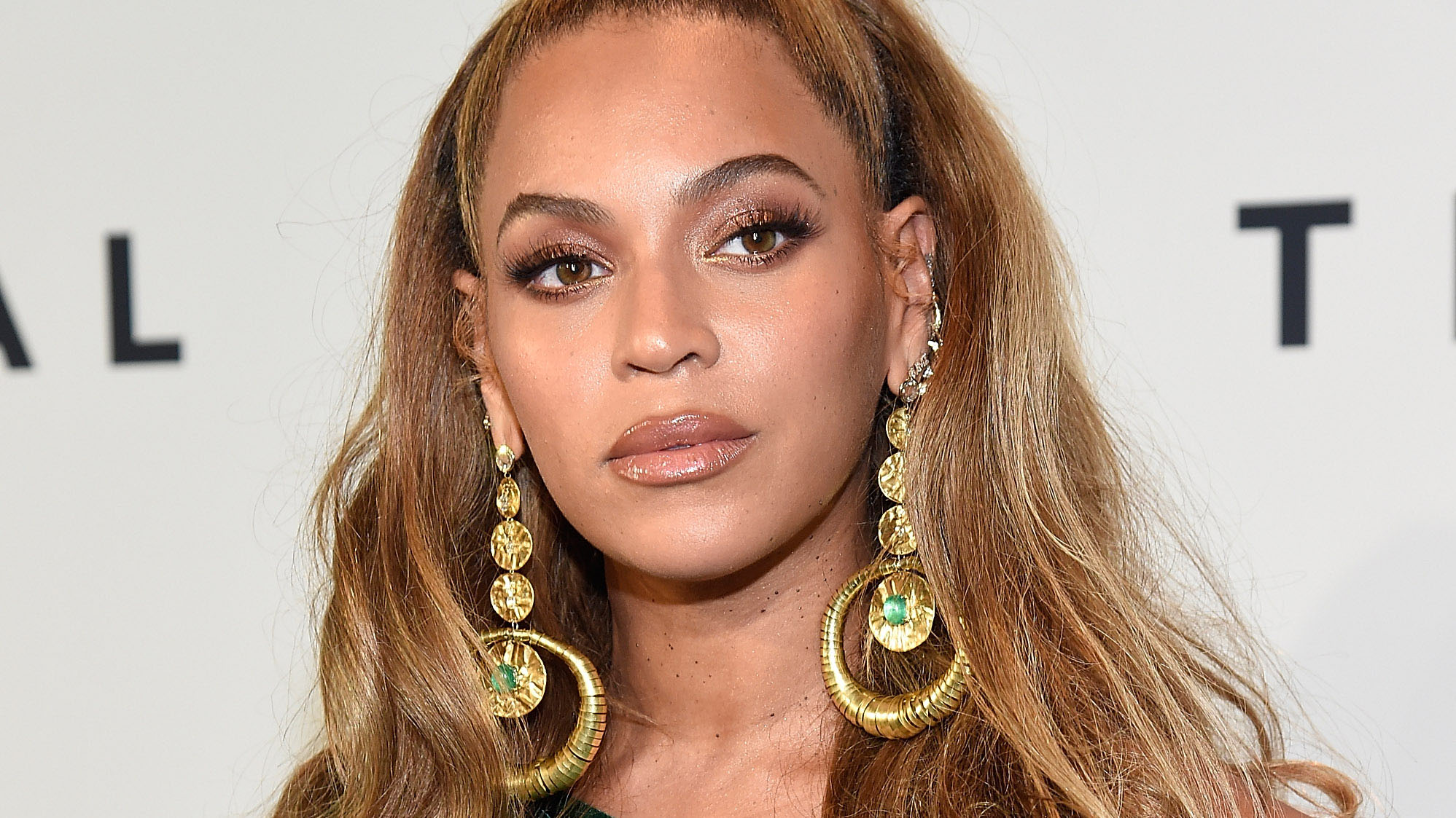 Beyoncé Knowles-Carter attends an event in Brooklyn, New York, on October 17, 2017.