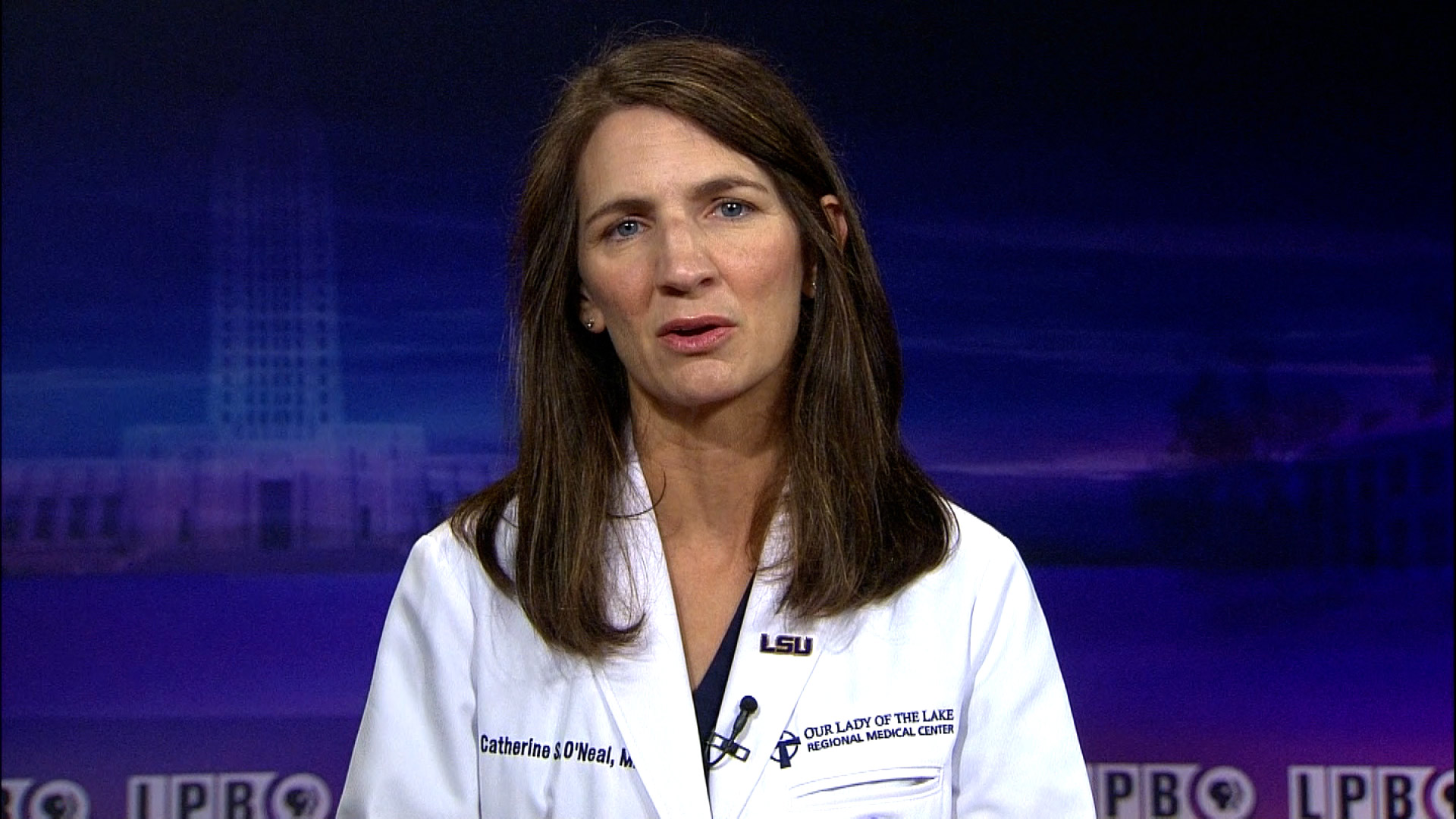Dr. Catherine O'Neal
