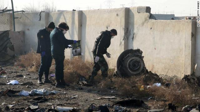 What we know about the Boeing plane crash in Iran