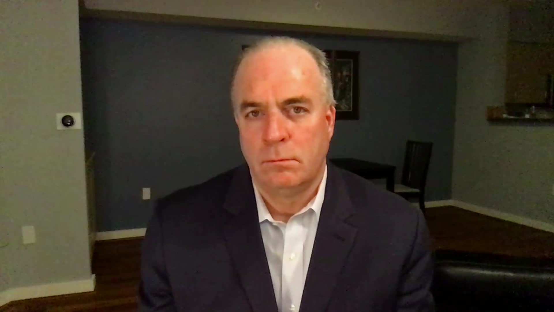 Democratic Rep. Dan Kildee on January 20.