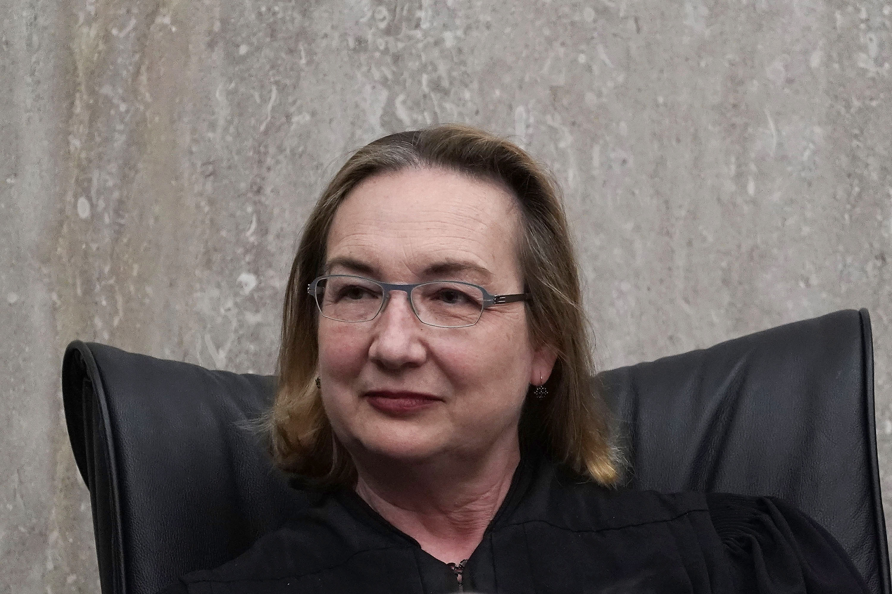 Chief Judge Beryl Howell of the DC District Court pictured on April 13, 2018.