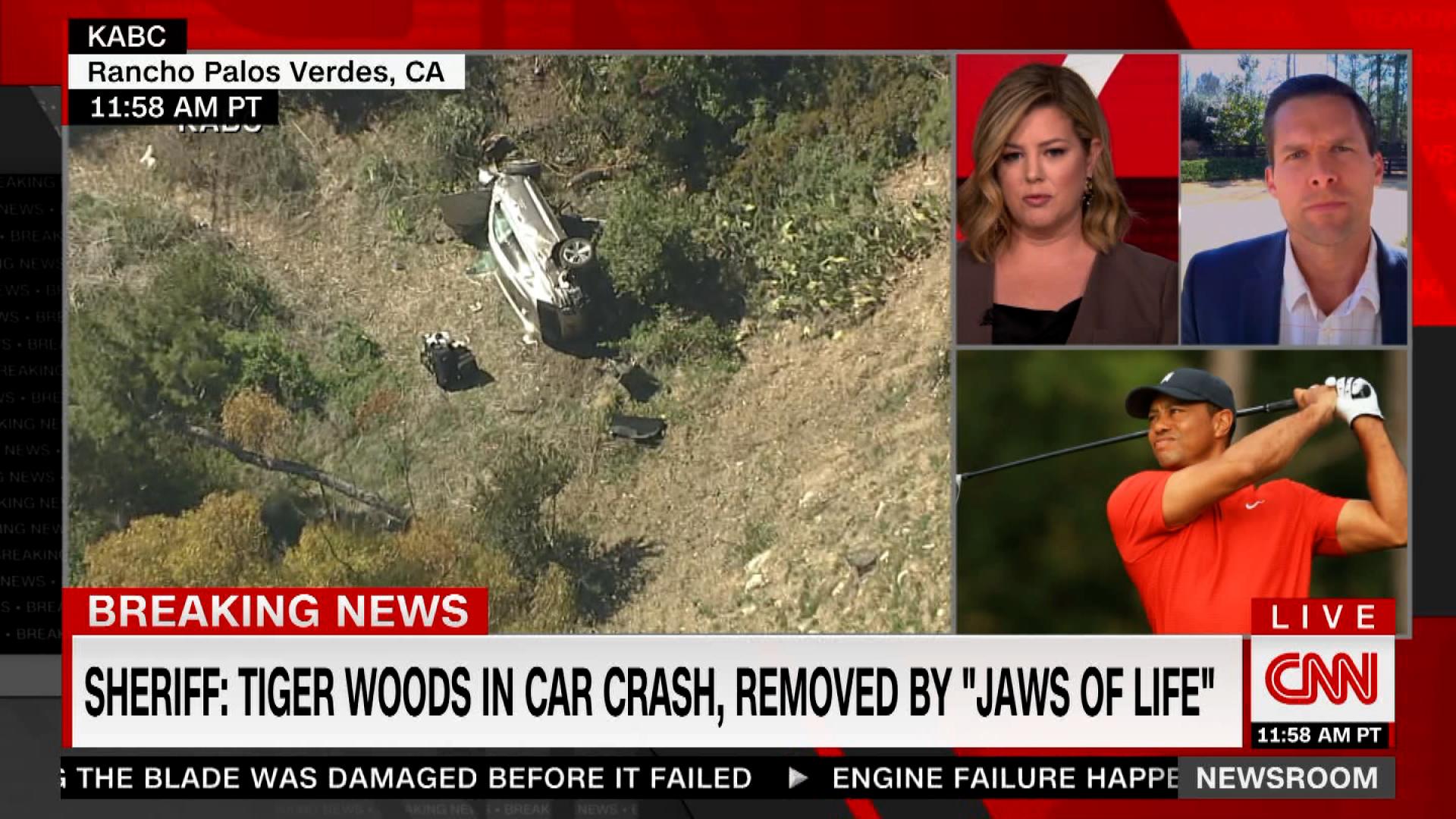 Tiger Woods injured in car crash Cf392031-2c14-4dee-8f24-73bb16ae36dc