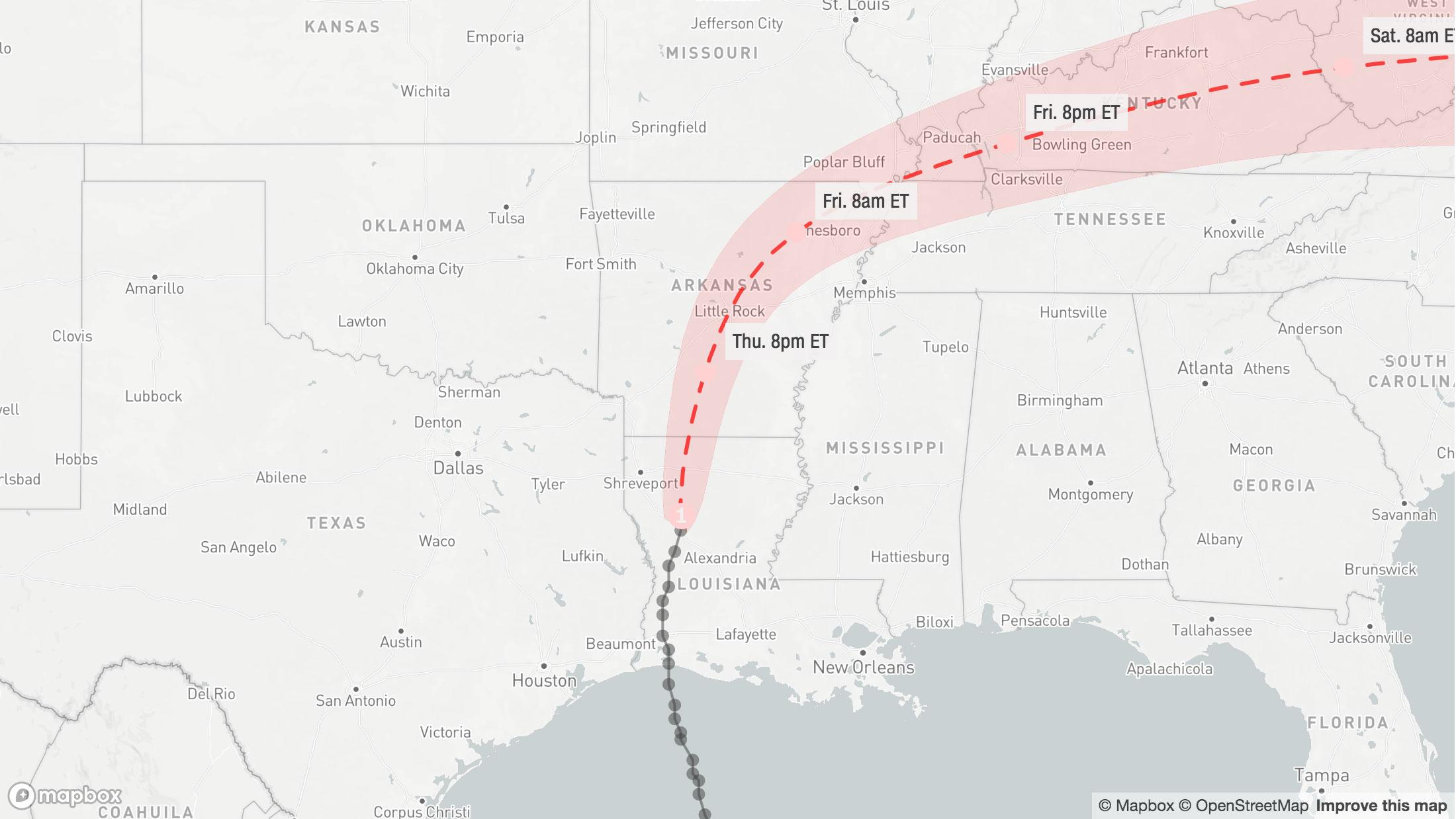 CNN/MapBox