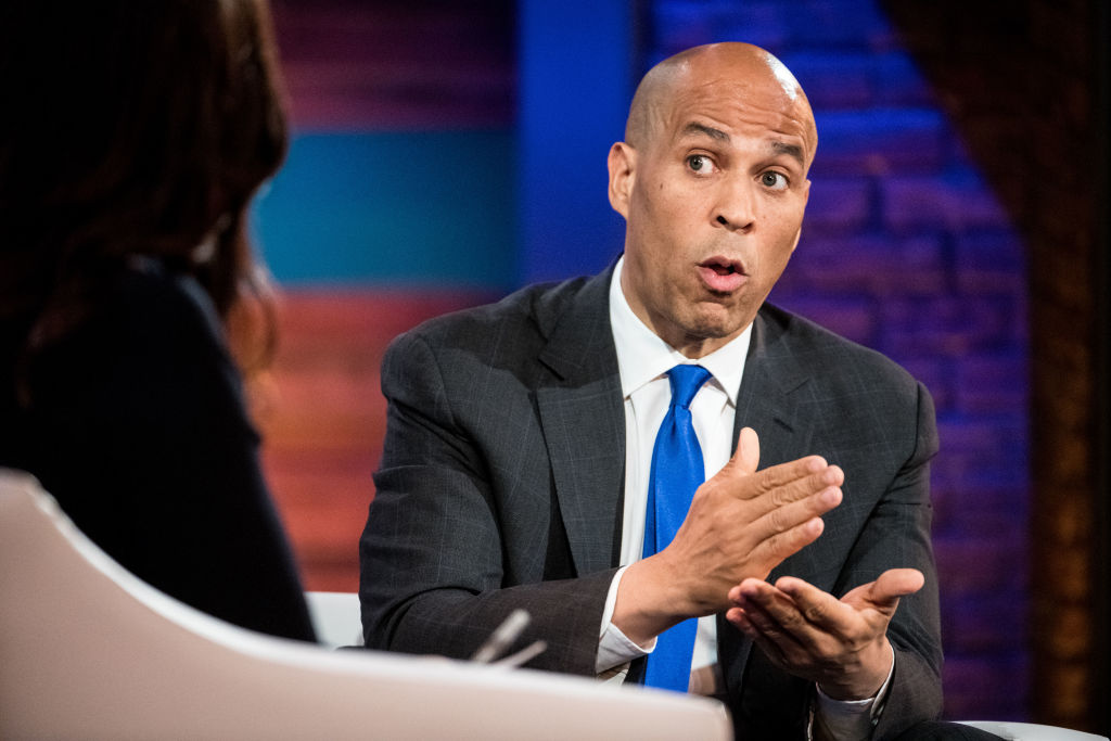 2020 Democratic presidential candidate Sen. Cory Booker will testify Wednesday about reparations on Capitol Hill