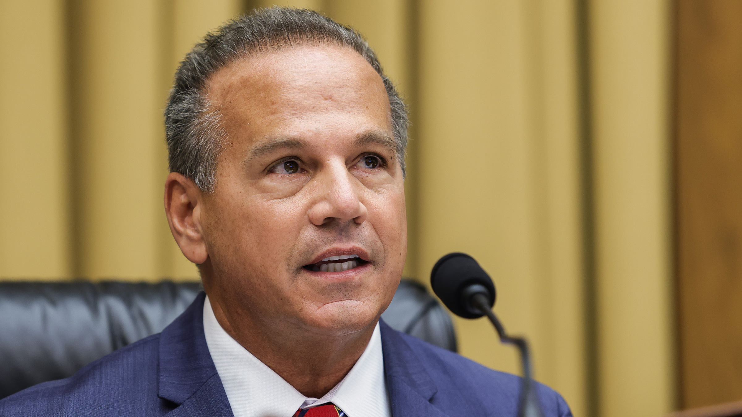Rep. David Cicilline speaks during a House Judiciary Subcommittee hearing on July 29, 2020 in Washington, DC.