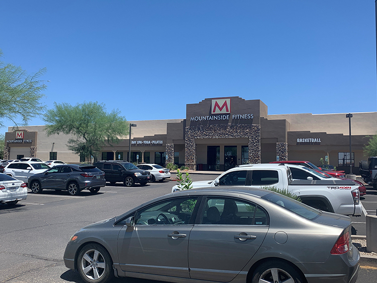 Mountainside Fitness in Scottsdale has been cited for violating Arizona Governor Doug Ducey's Executive Order mandating the closure of gyms.