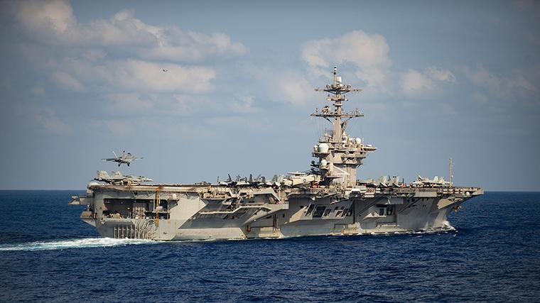 MC3 Nicholas Huynh/U.S. Navy/FILE