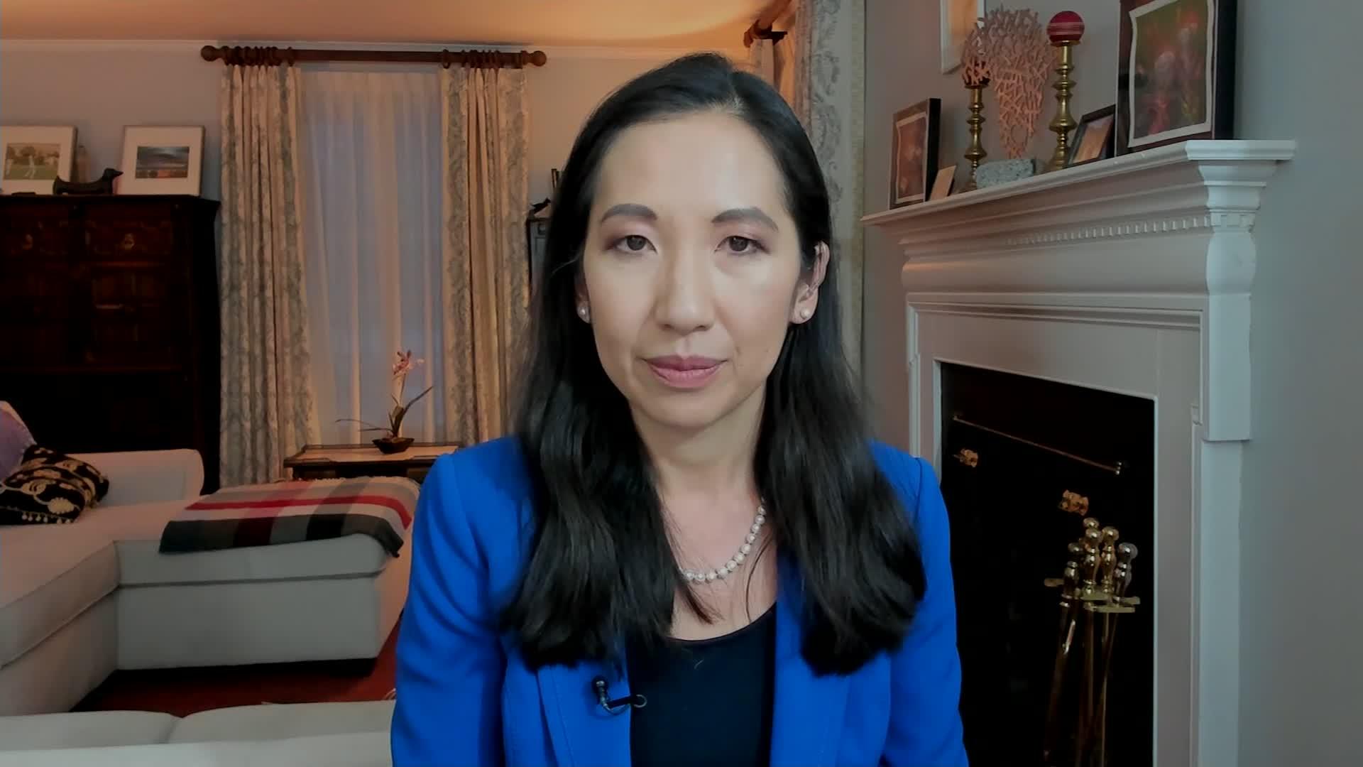 Dr. Leana Wen on February 2.