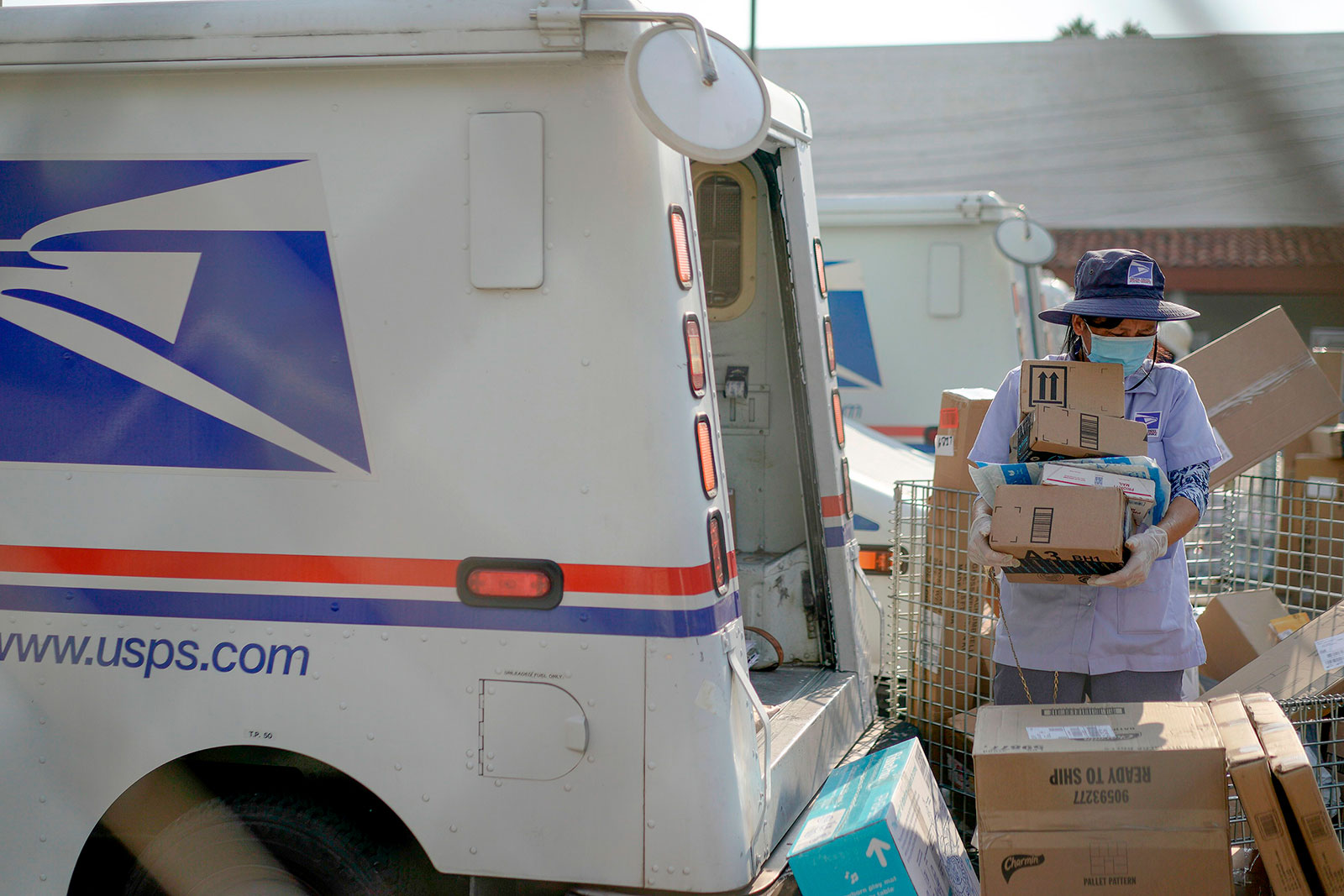 In a court decision Monday, Judge Gerald McHugh of the Eastern District of Pennsylvania says the Postal Service can't restrict extra or late trips for mail delivery and can't prohibit overtime so its workers can deliver mail.