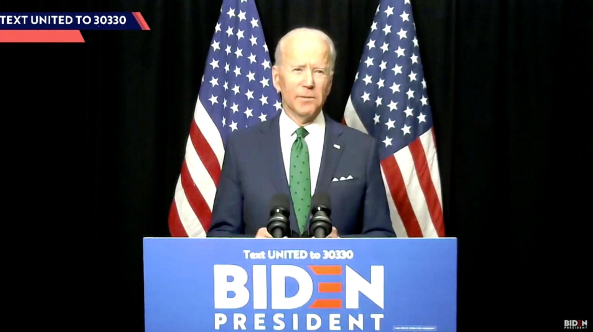 Biden For President Campaign