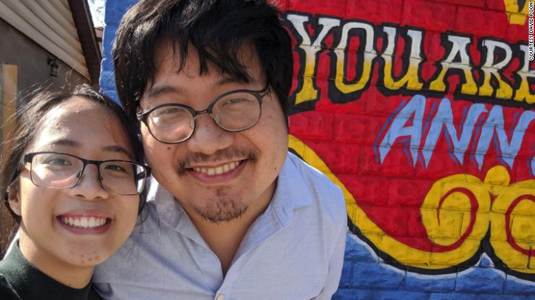 After David Edward-Ooi Poon was separated from his girlfriend, Alexandria Aquino, due to coronavirus travel restrictions, David founded a program to help others like them reunite.