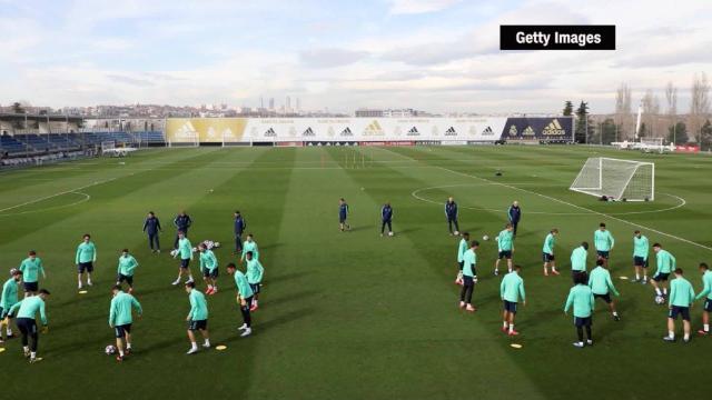 La Liga said it won't start testing the players