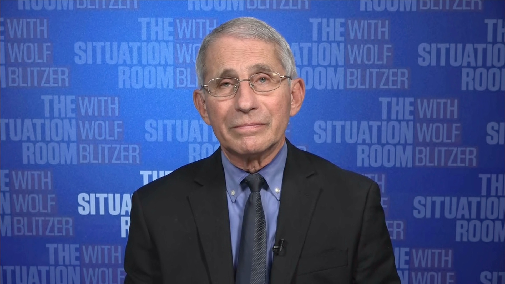 Dr. Anthony Fauci speaks with CNN on Friday, September 4.