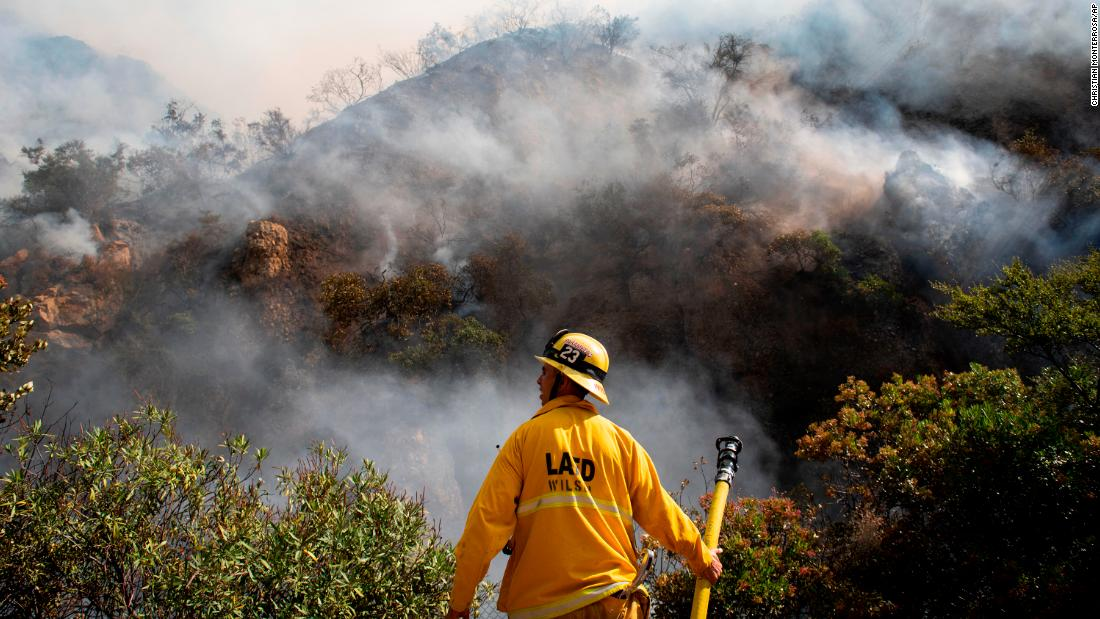 A Year After Paradise, Identical Conditions Spark More Wildfires in California