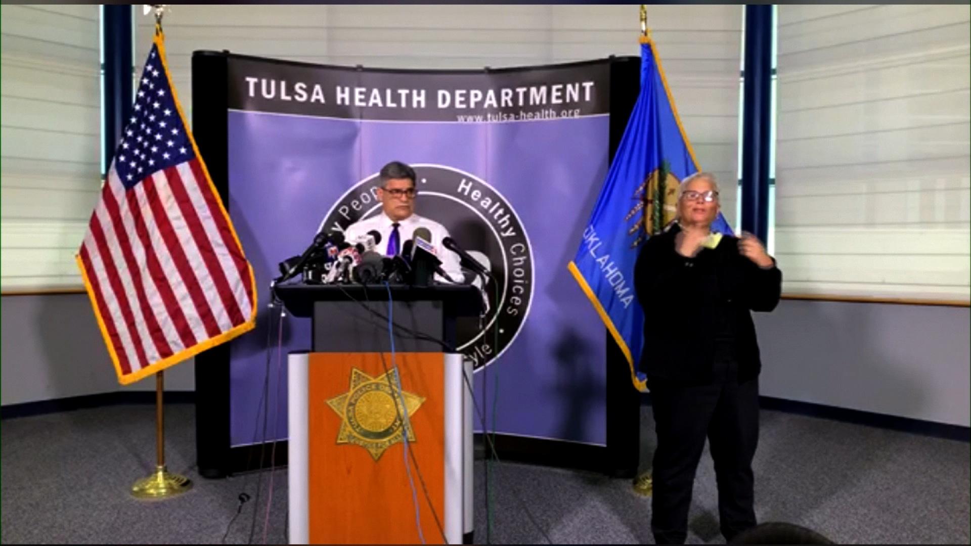 City of Tulsa Facebook