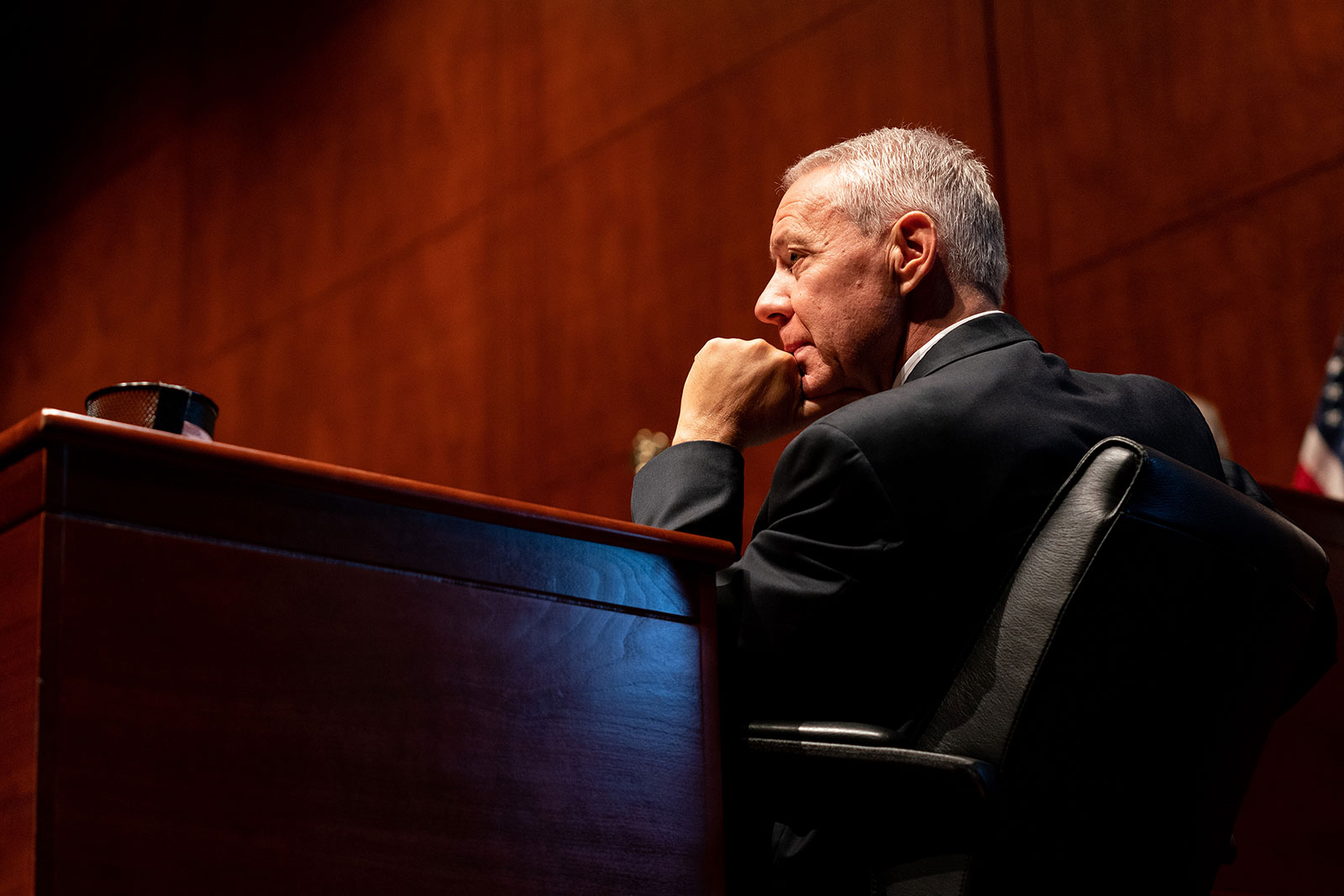 Rep. Ken Buck attends a House Judiciary Committee hearing in June 2020.