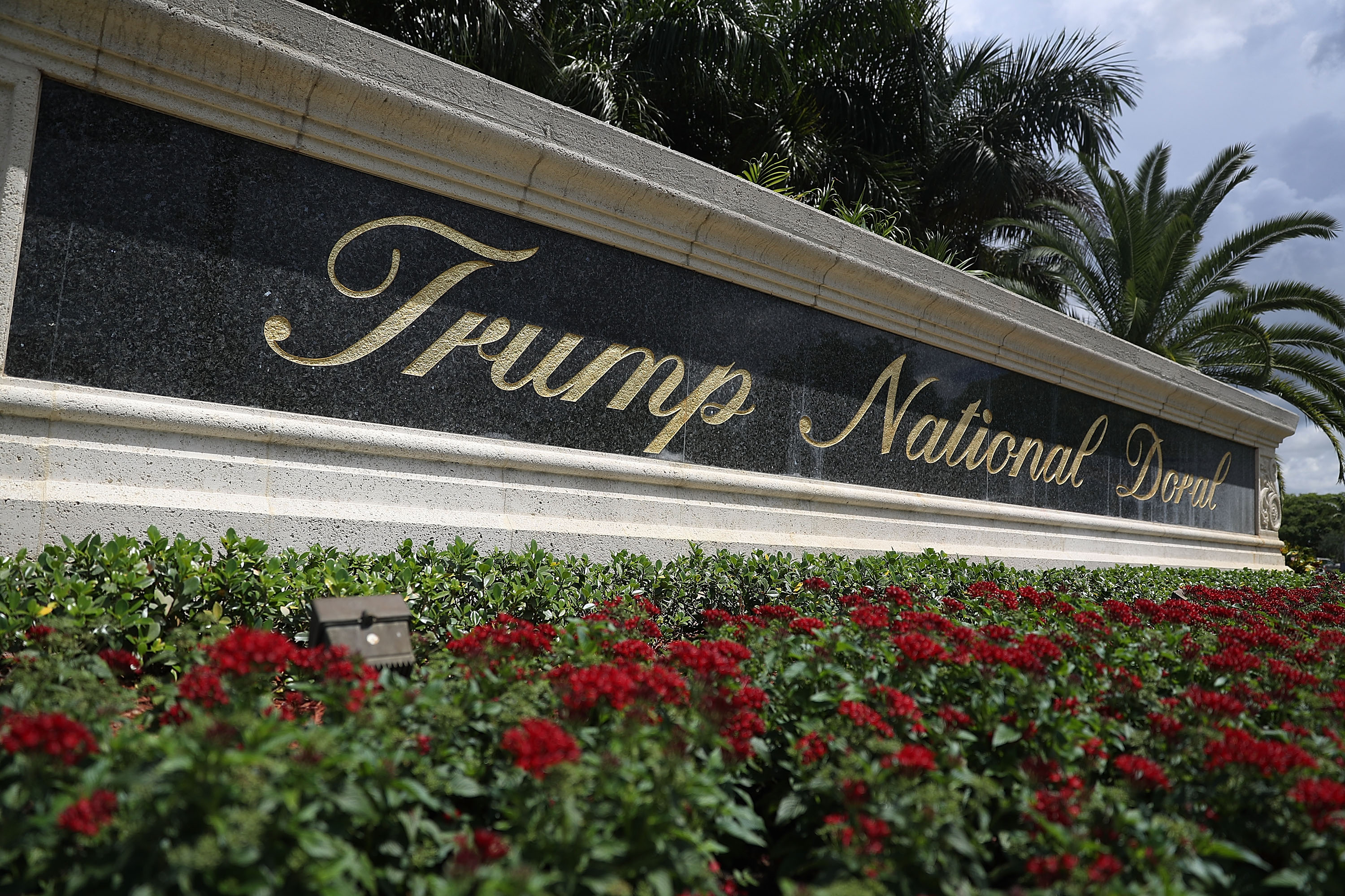 "President Trump confirmed reports that he is ""possibly"" looking at hosting the next G7 summit at his Trump National Doral Golf Resort."