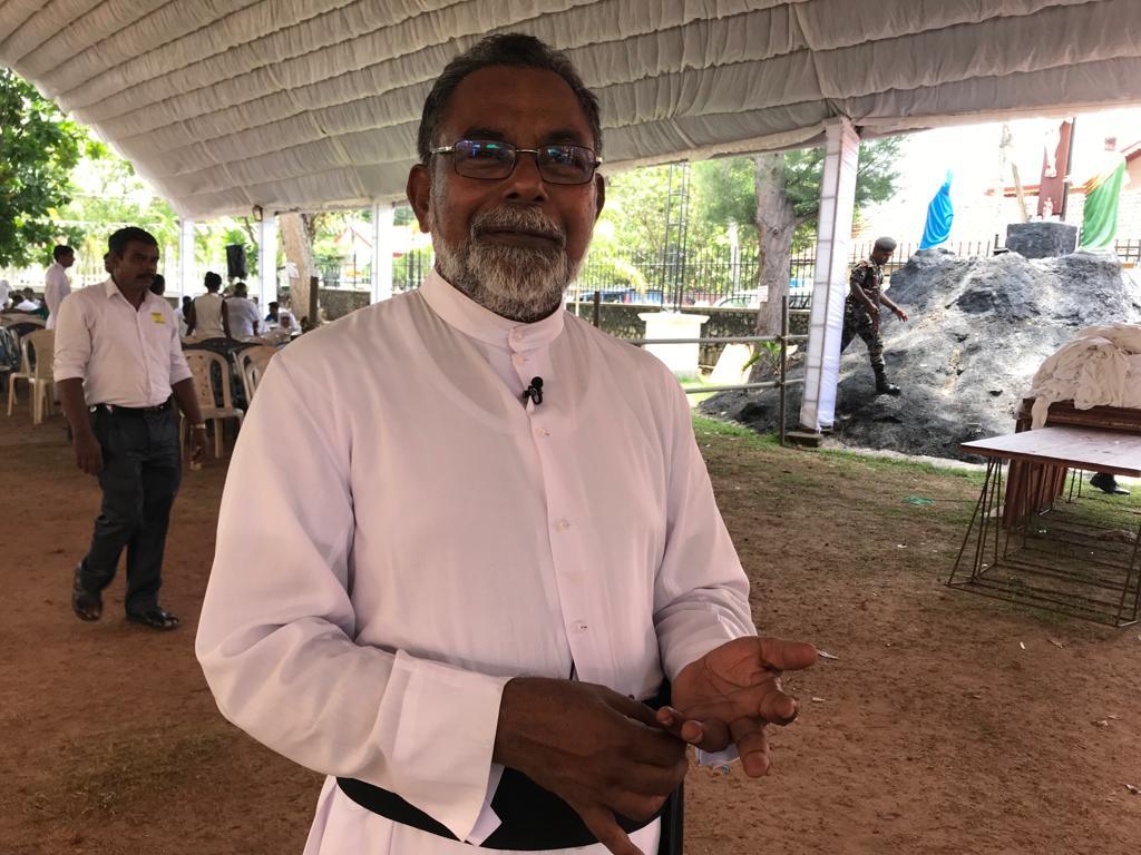 Fr. Cyril Gamini Fernando