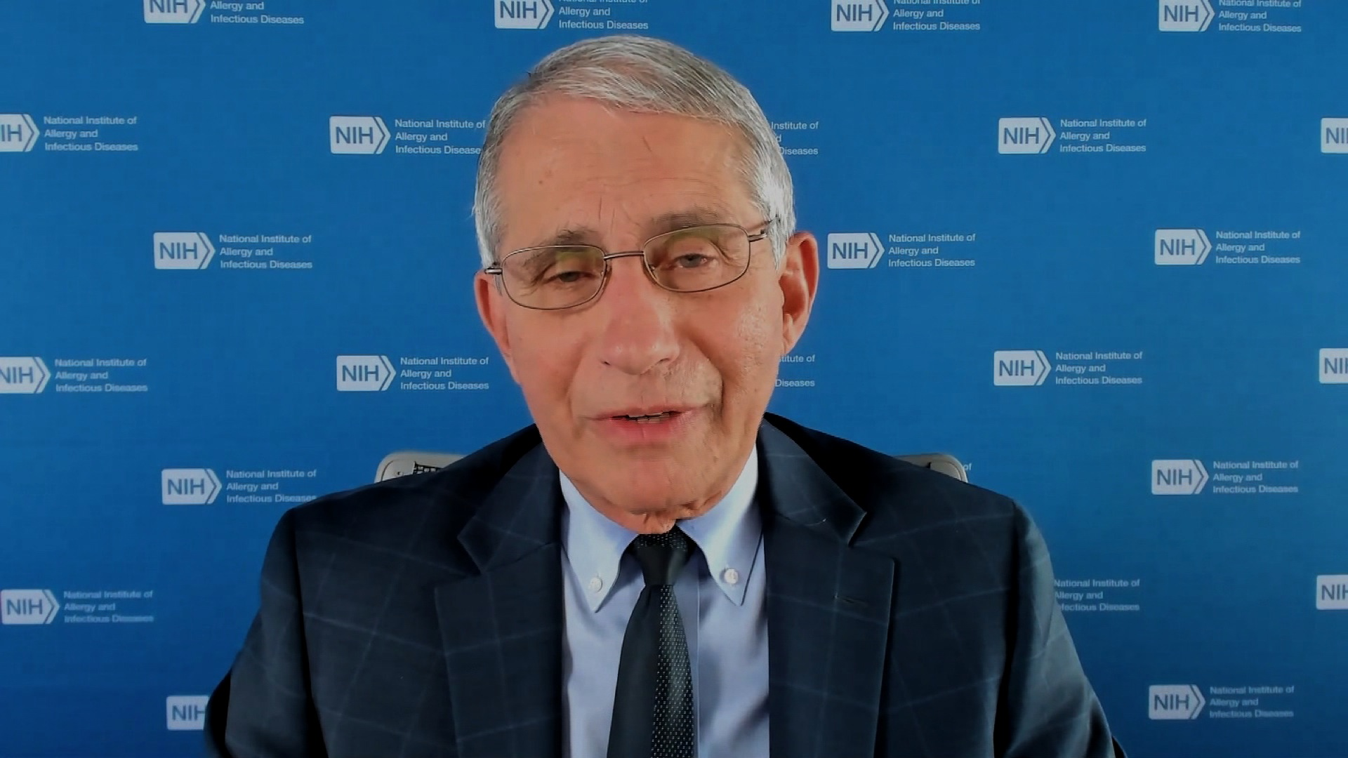 Dr. Anthony Fauci speaks during the CITIZEN by CNN event on September 22.