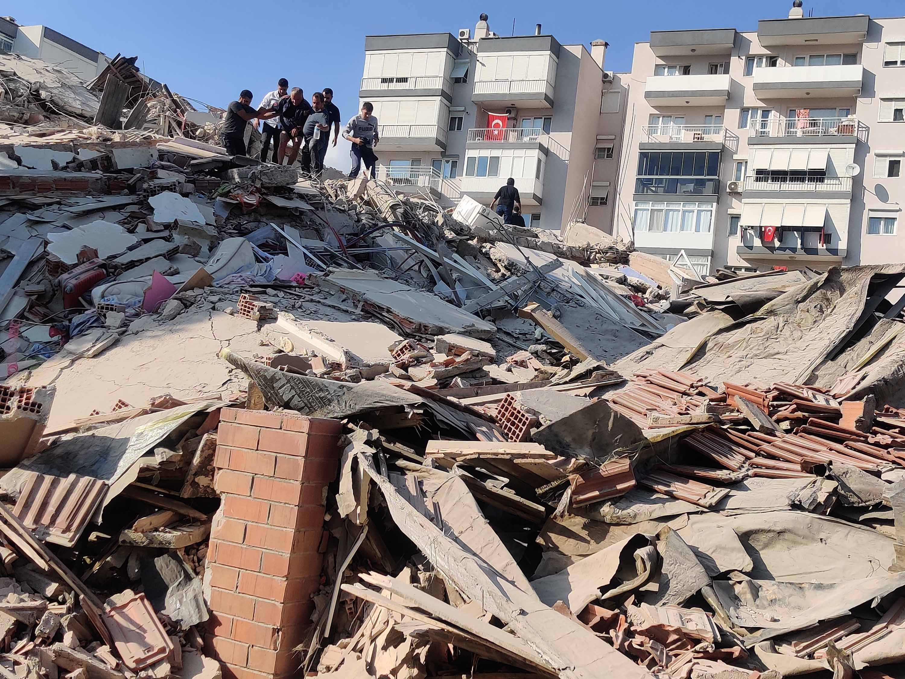 Be aware of the earthquake in Turkey!!