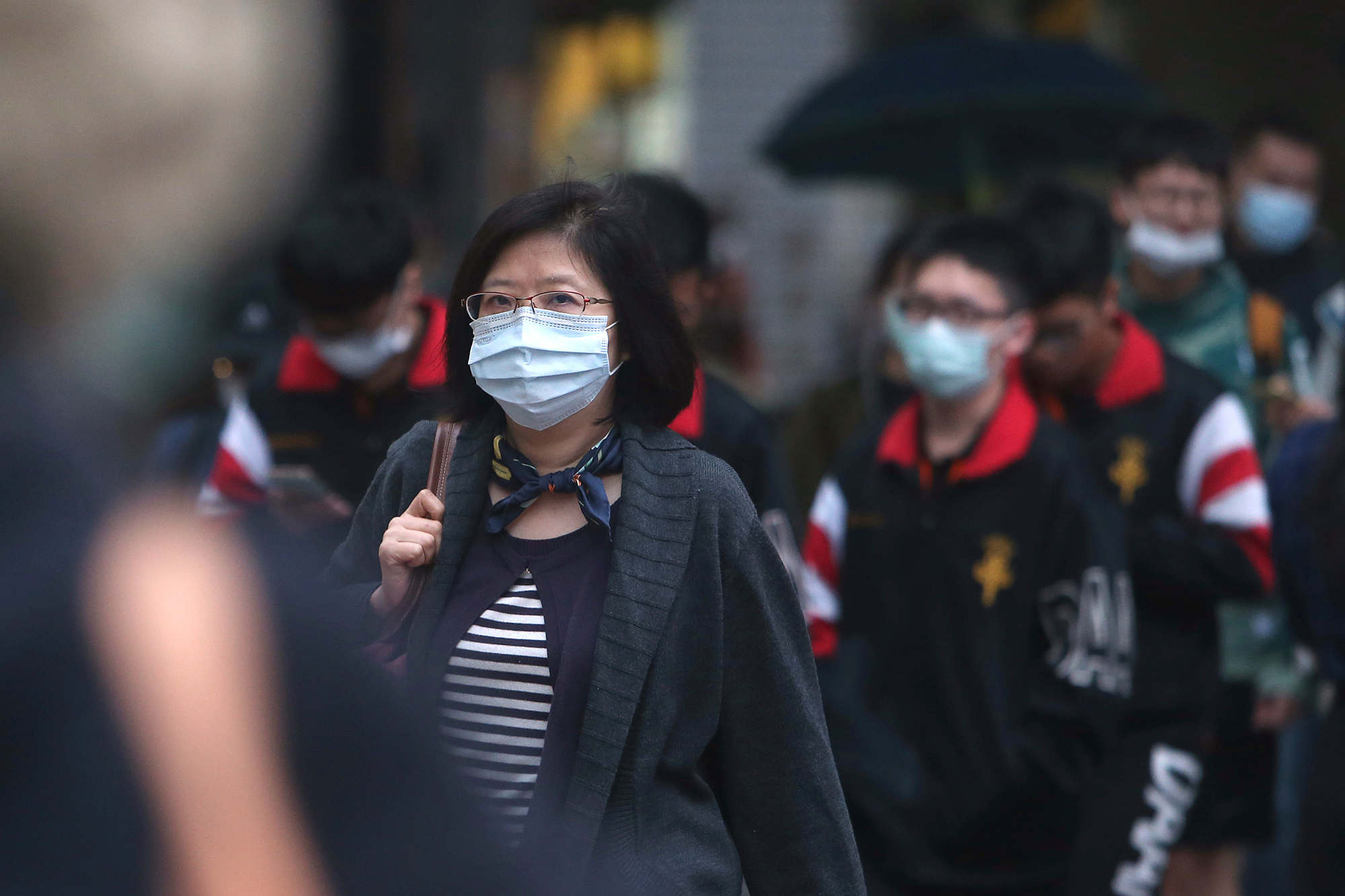 Taiwan will spend up to $35 billion on virus stimulus plan and is donating 10 million masks