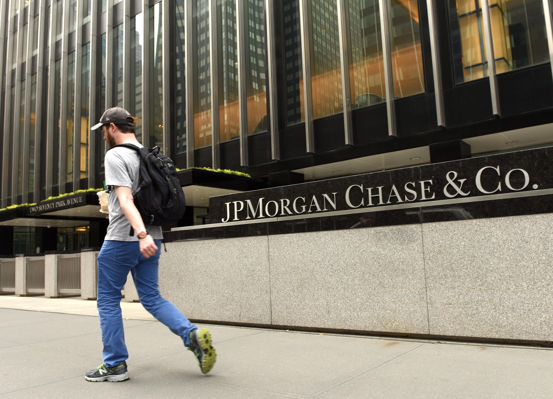 JPMorgan Chase & Co. building in New York