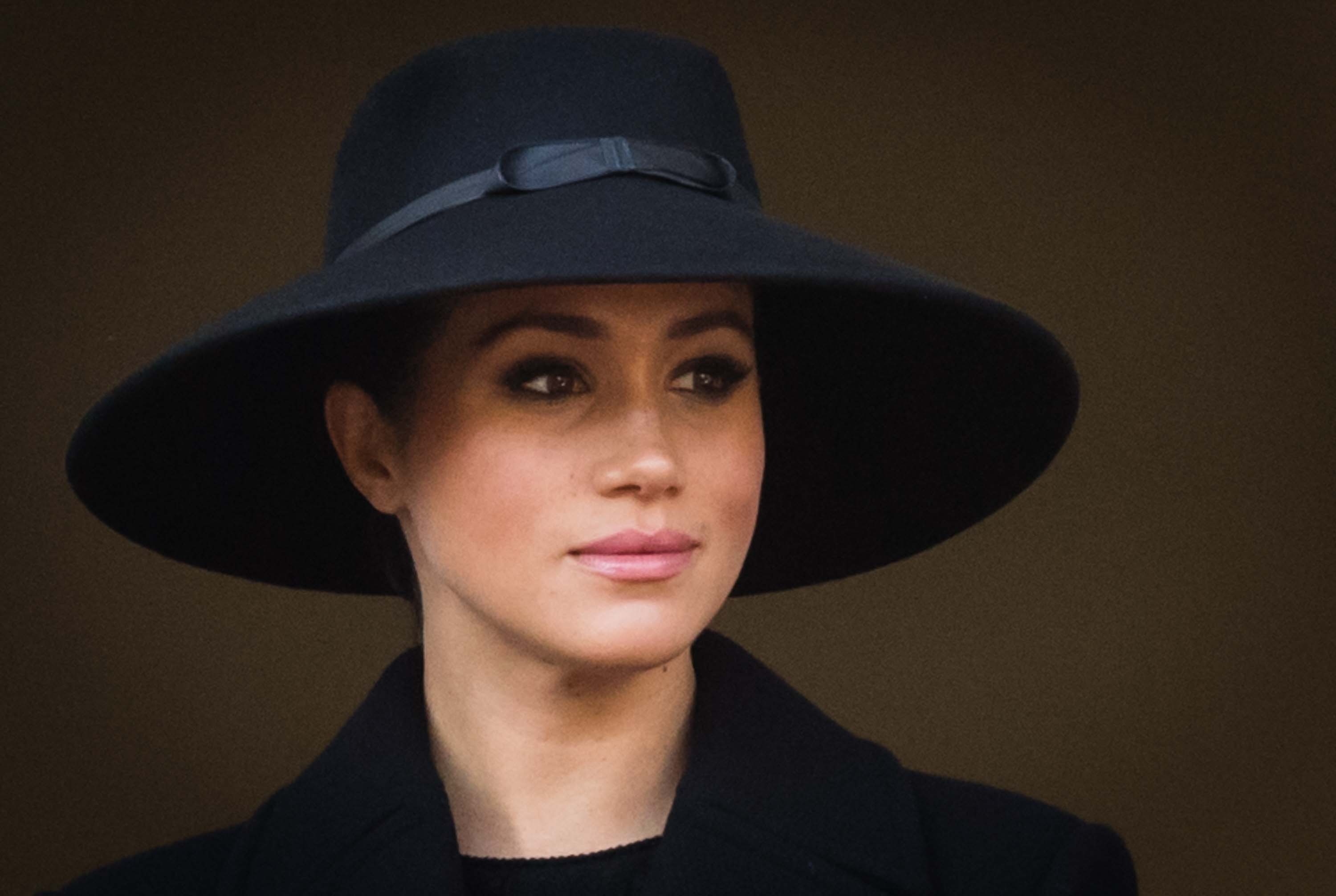 Meghan, Duchess of Sussex is pictured in November 2019, in London, England.