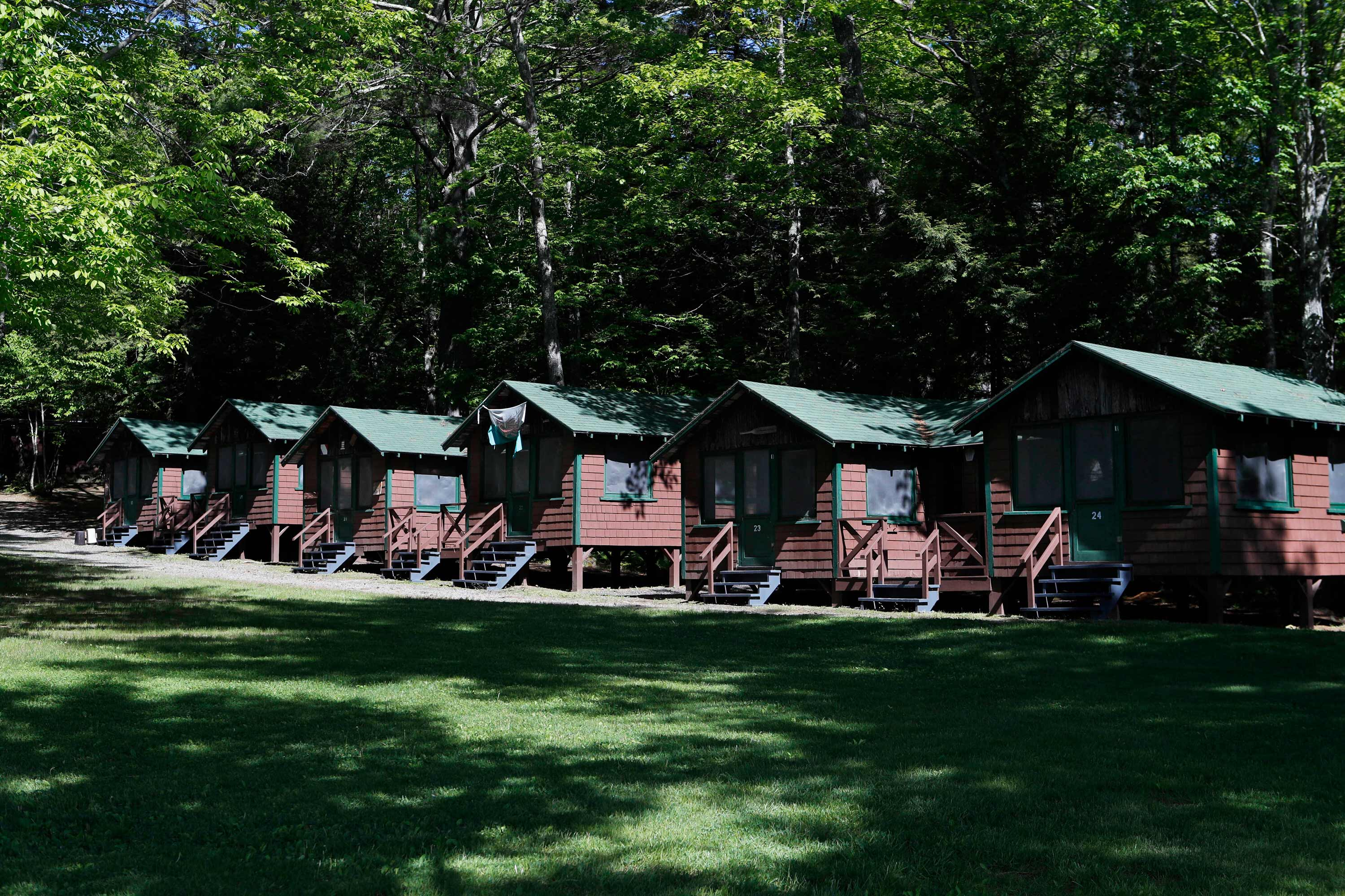 CDC drops masking and physical distancing guidance for fully vaccinated campers and staffers