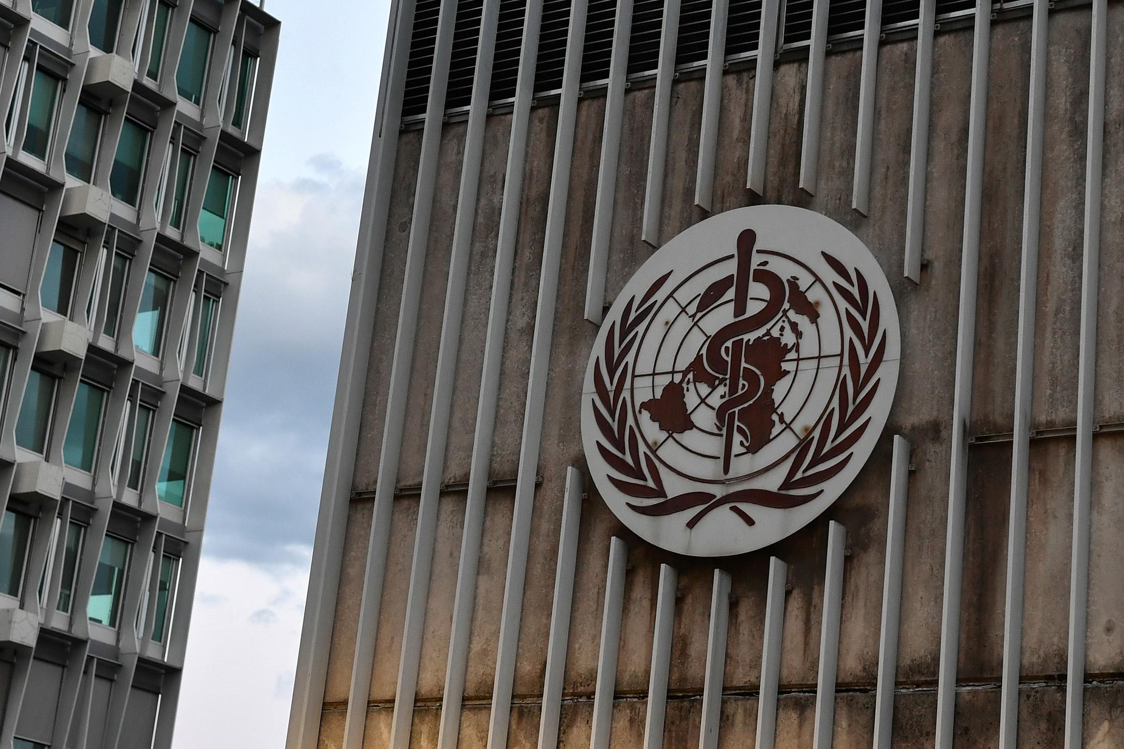 World Health Organization (WHO) headquarters in Geneva, Switzerland.