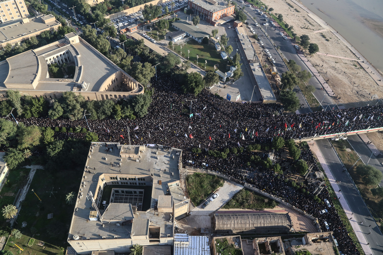 Morteza Jaberian/Mehr News Agency via AP