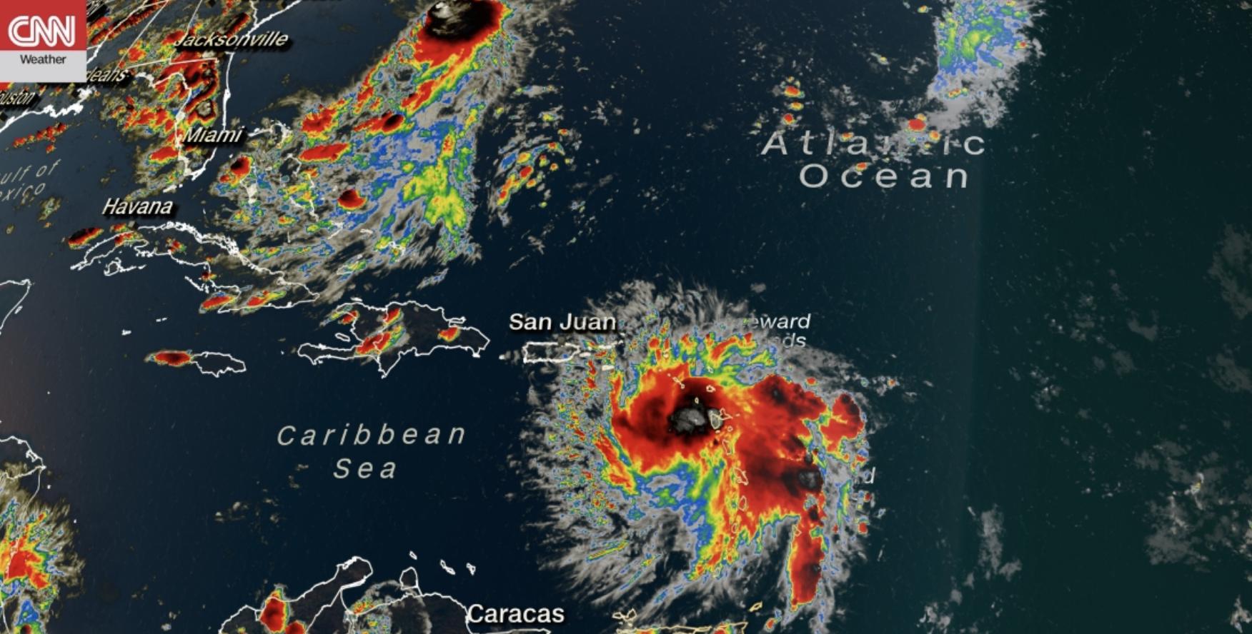 Tuesday coverage of Tropical Storm Dorian - CNN