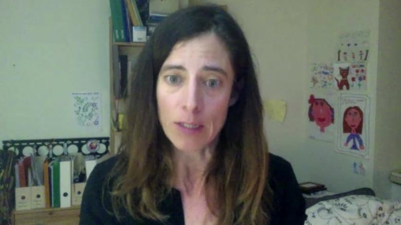 Cristina Higgins.