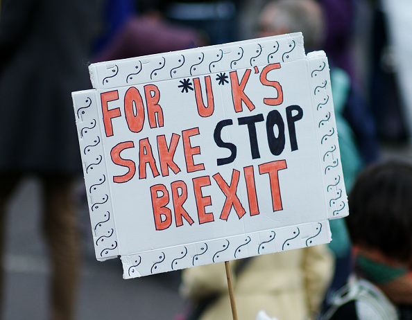 """For UK's Sake Stop Brexit"""