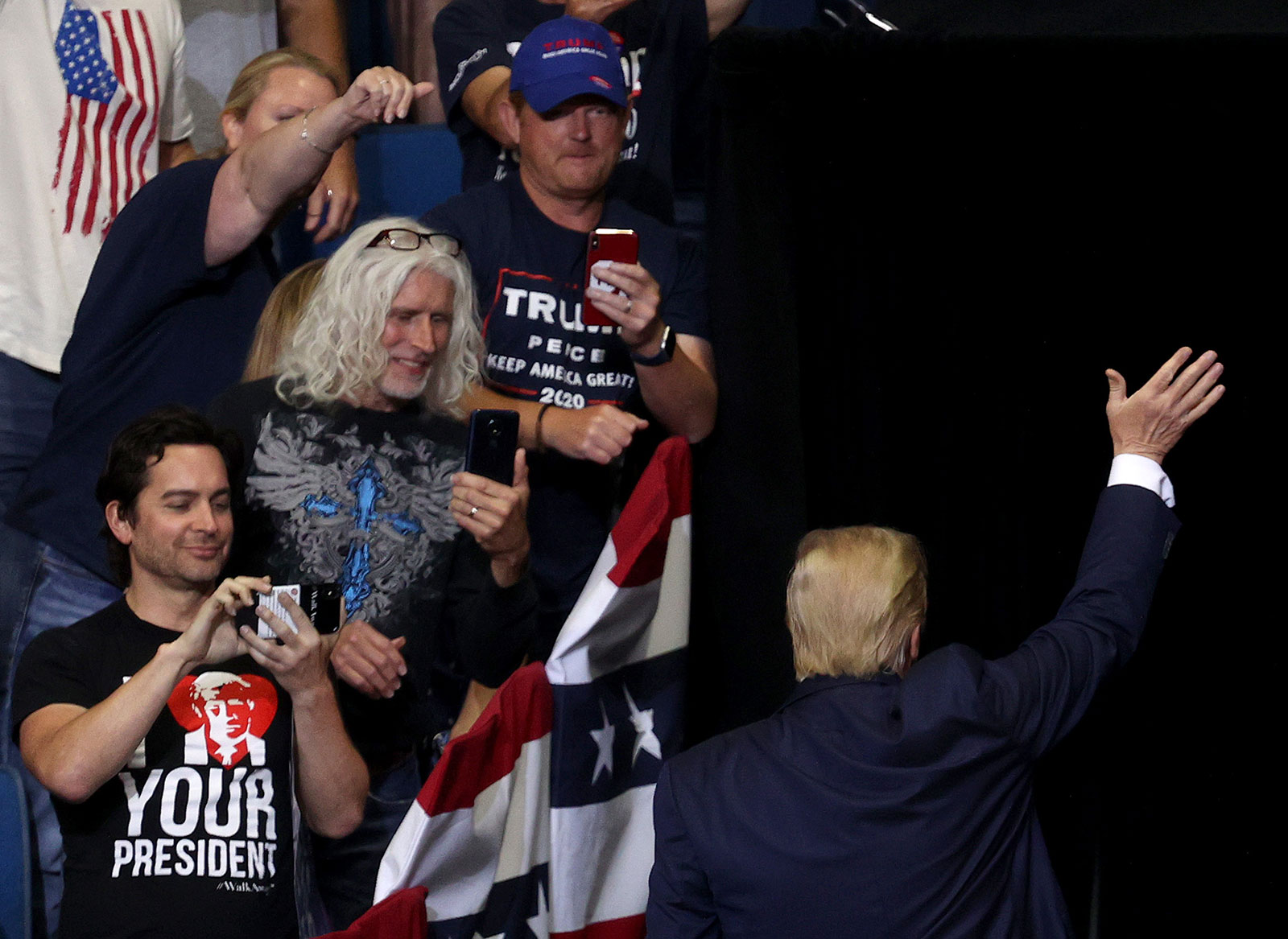 Win McNamee/Getty Images