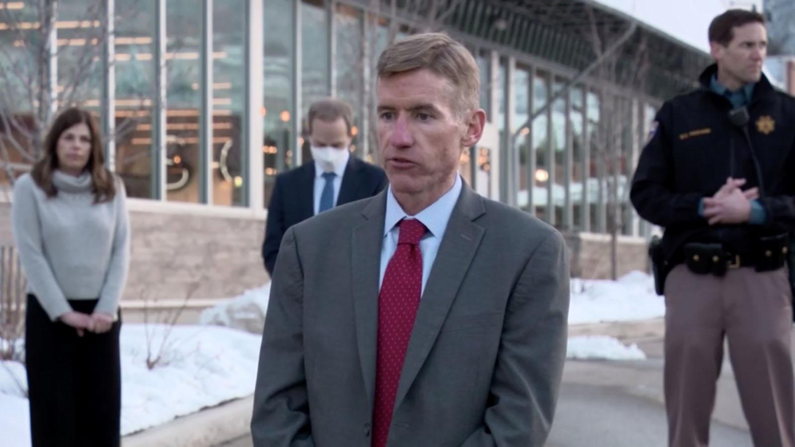 Boulder District Attorney Michael Dougherty.